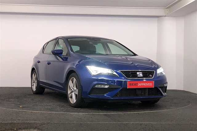 SEAT Leon 5dr 1.5 TSI EVO (150ps) FR Black Edition