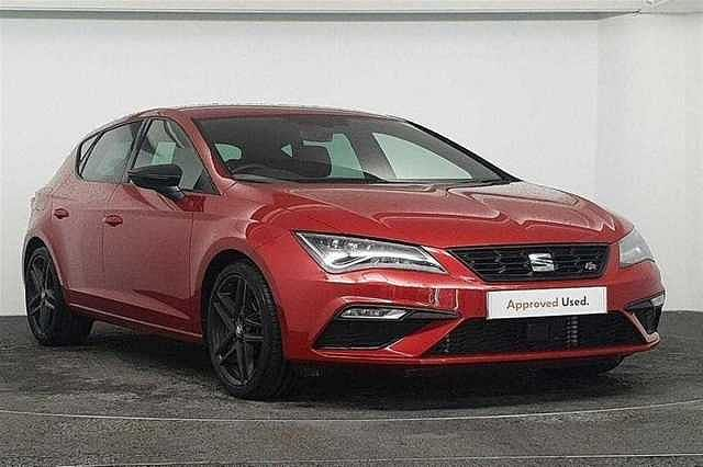 SEAT Leon 5dr 1.5 TSI EVO (150ps) FR Black Edition DSG